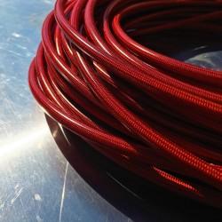 Brake Hose Dash 3 - PVC cover Neon Red