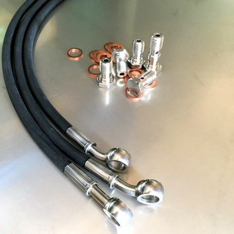 Kit Harley Davidson FLHR Road King Injection