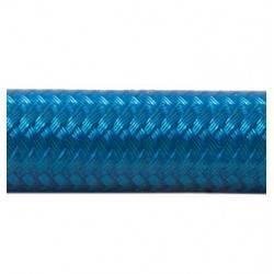 Brake Hose Dash 3 - PVC cover Neon Blue