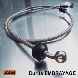 KTM 125, 150, 250, 350, 450 SX, SX-F Durite Aviation Embrayage - EZDRAULIX