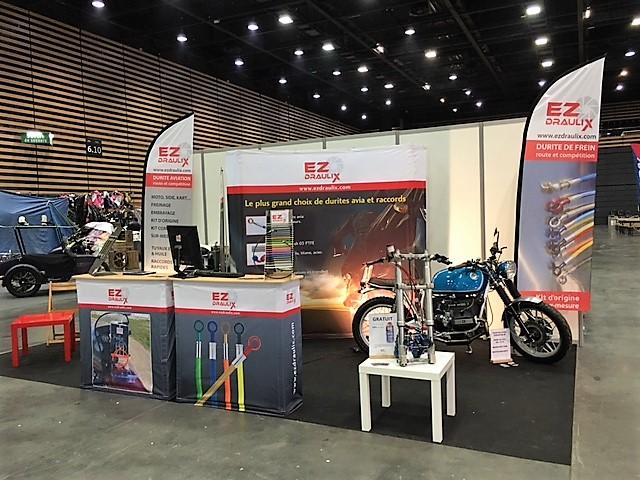 Salon du 2 roues Lyon 2017 - Crédit Ezdraulix