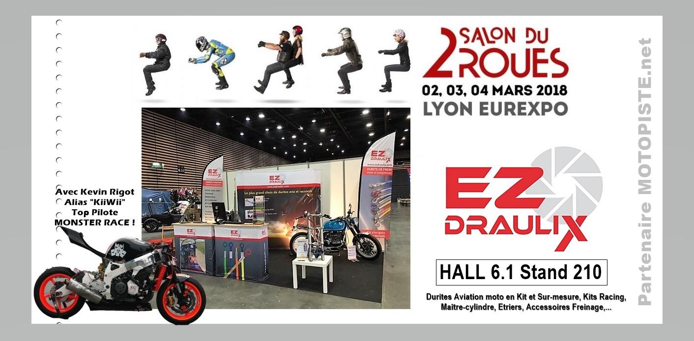 Salon Lyon 2018 EZDRAULIX